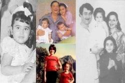 Karishma Kapoor Childhood Photo