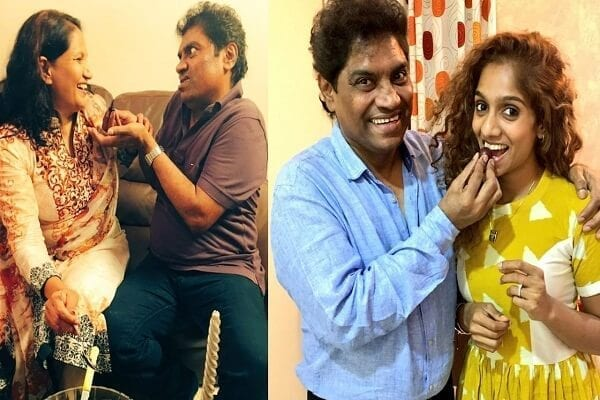 Johnny Lever Daughter Name, Age, Wife, Son, House, Height ...  Johny