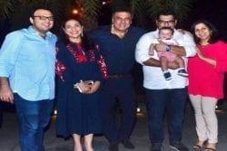 Boman Irani Family Photo