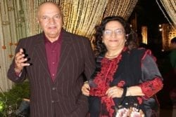 Prem Chopra Family Photo