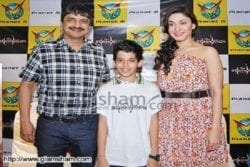 Darsheel Safary Family Photo
