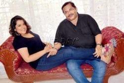 Tiku Talsania Family Photo