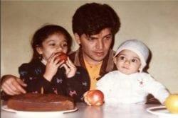 Sooraj Pancholi Childhood Photo