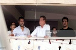 Salim Khan House Photo