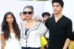 Gauri Khan Family Photo