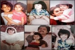 Kriti Sanon Childhood