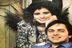 Vinod Mehra Family Photo