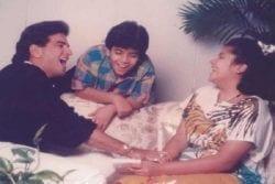 Tusshar Kapoor Childhood Photo
