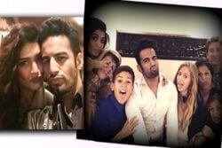 Upen Patel Family Photo