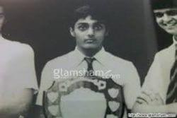 Rahul Bose Childhood Photo
