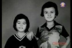 Sonu Nigam Childhood Photo