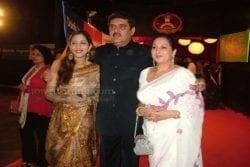 Raza Murad Family Photo
