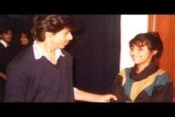 Gauri Khan Childhood Photo