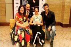 Rakesh Roshan Family Photo
