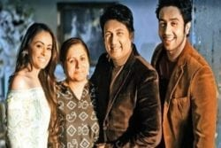 Shekhar Suman Family Photo