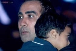 Ranvir Shorey Family Photo