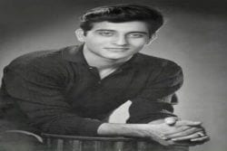 Vinod Khanna Childhood Photo