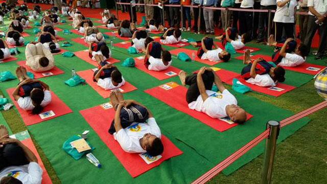 An Essay On International Yoga Day For Students Kids And Children