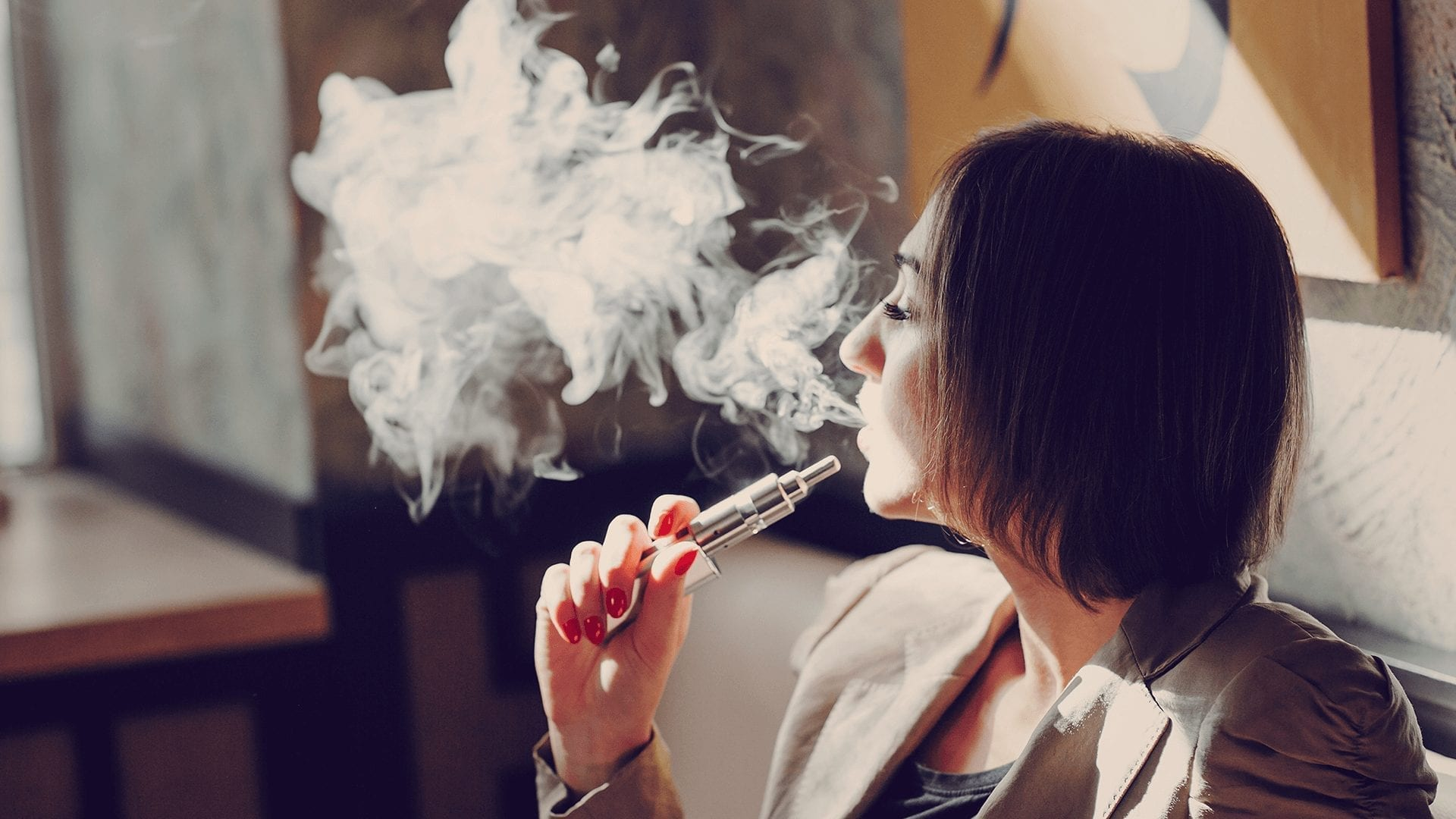 Quick Facts on-the Risks of E-cigarettes for Kids Teens