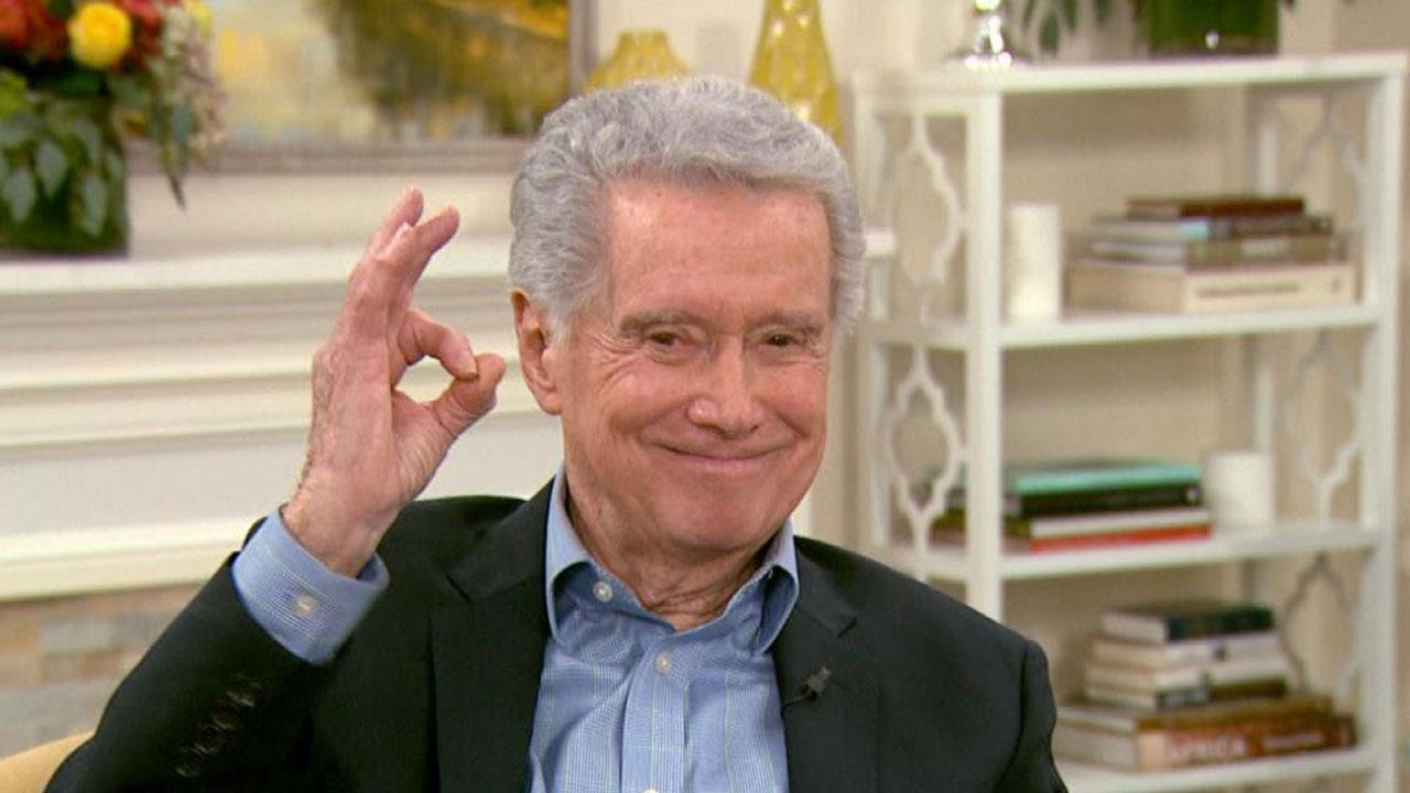 TV Host and Hall of Fame Star Regis Philbin Passes Away at 88