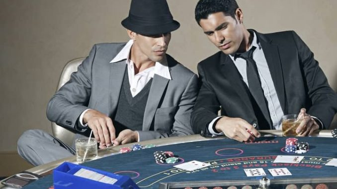 Entertainment Meets Online Casinos