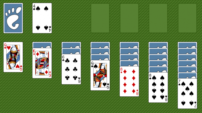 Solitaire Is Still a Popular Card Game