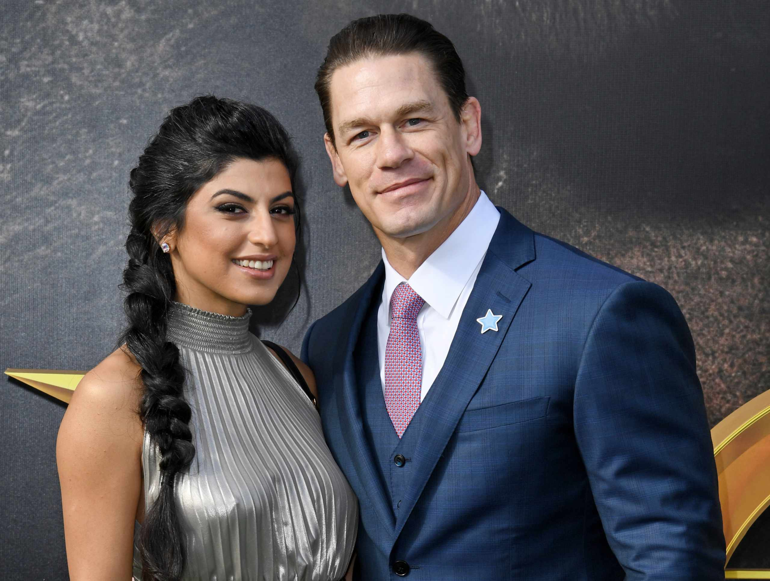 John Cena Marries Shay Shariatzadeh