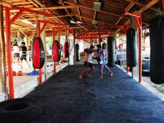 Gym of Muay Thai