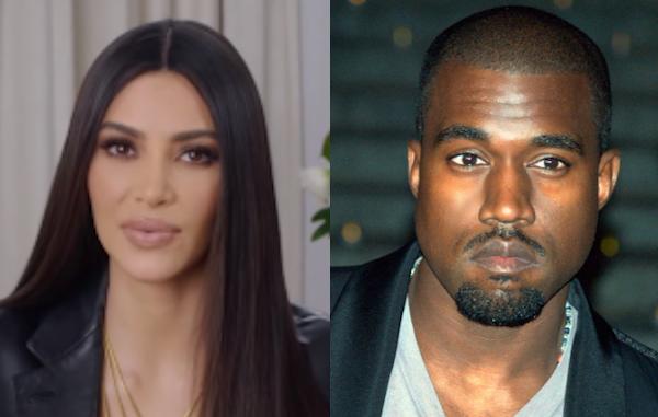 Kim Kardashian and Kanye West have separated