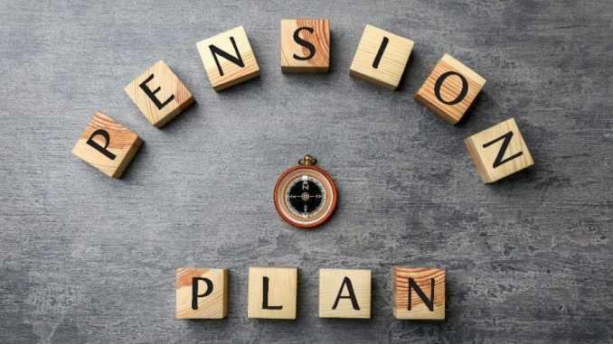 Pension Plan is retirement