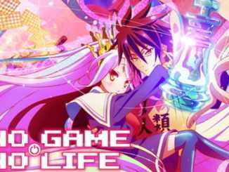 No Game No Life Season 2