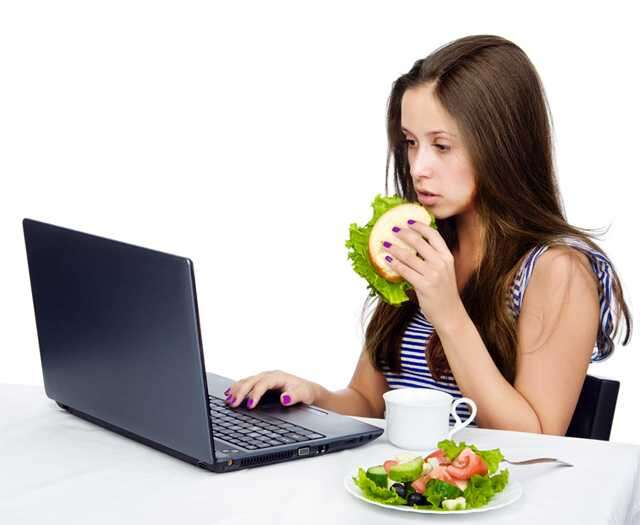 Maintain a healthy lifestyle as a student