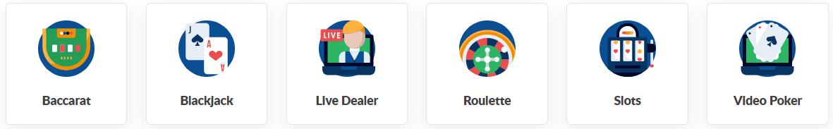 real money games casinos