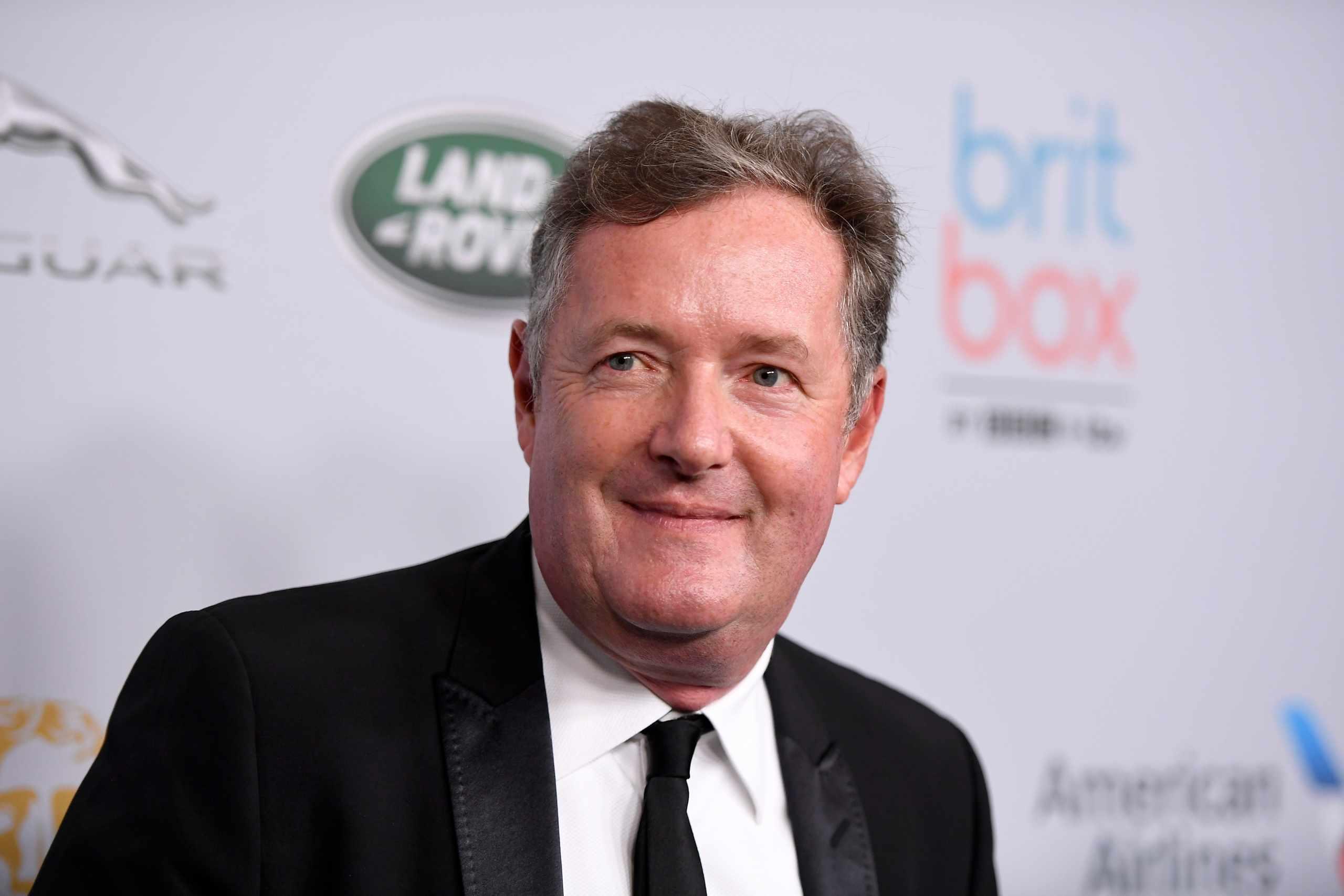 Piers Morgan left GMTV