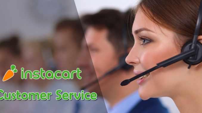 Instacart Customer Service Number