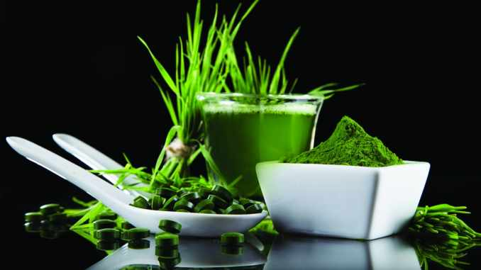 Benefits Green Superfoods