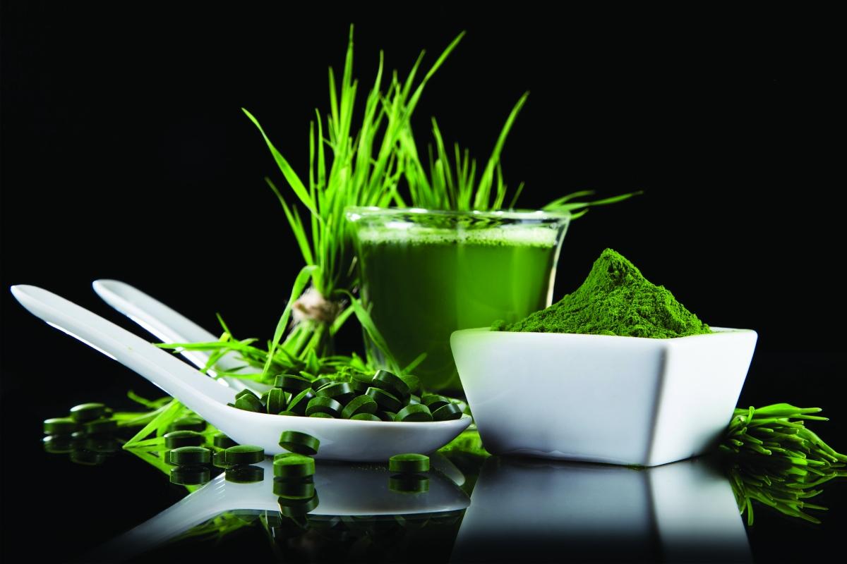 Benefits Green Superfoods