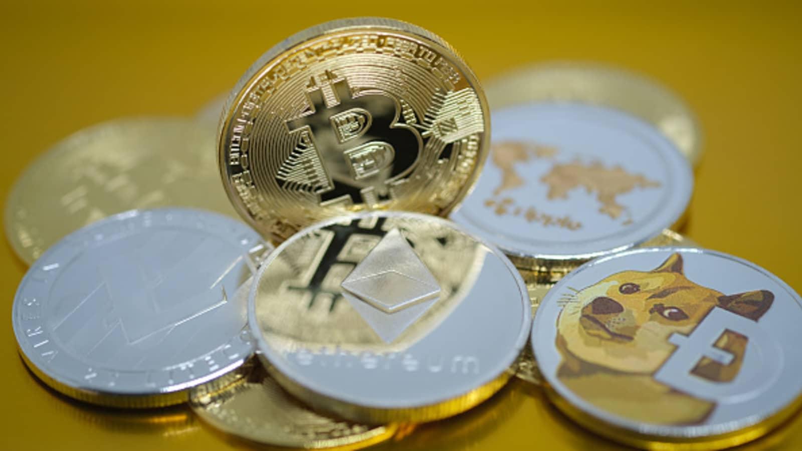 Bitcoins and Dogecoin