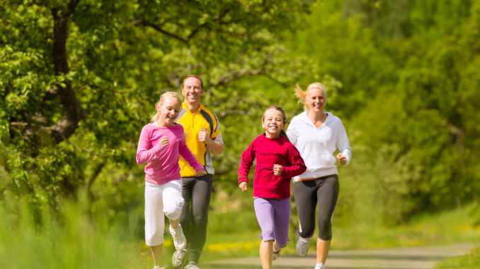 Steps to a Healthier Life
