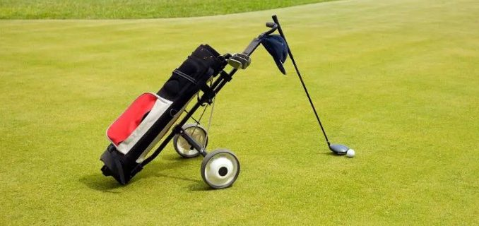Golf Bags For Push Carts