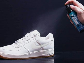 best shoe protector spray for white shoes